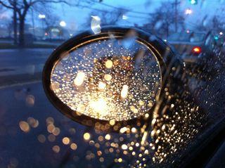 RainyRearview