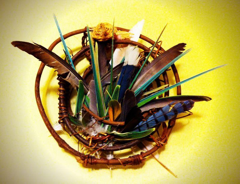 FeatherWreath